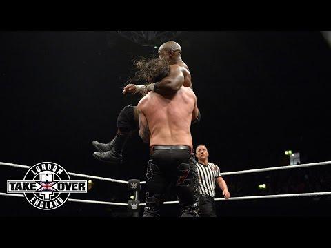 Apollo Crews Vs. Baron Corbin: WWE NXT TakeOver: London
