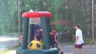 Гигантский баскетбол(, 2015-07-25T19:47:26.000Z)