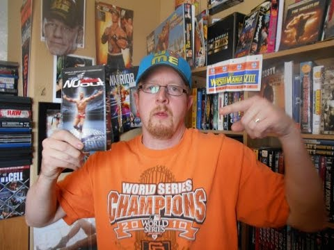Why Did WWF No Way Out 2001 Never Come On DVD Only VHS?? streaming vf