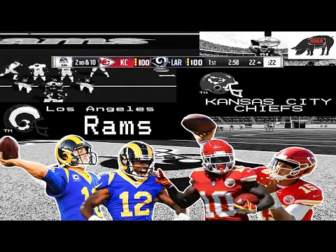 Chiefs @ Rams MNF Hype Video | Splurge