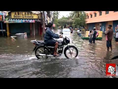 Flooded areas of Chennai | Nerkundram,Virugambakkam