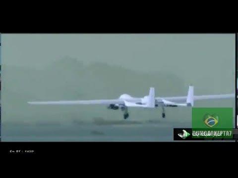Iran unveils drone Fotros which can reach Israel - Irã apresenta drone que pode atingir Israel