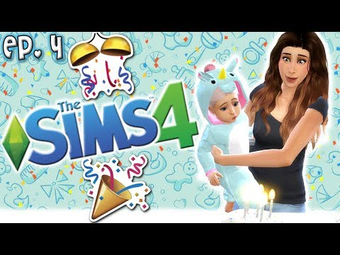 AGING UP All The Toddlers - The Sims 4: Raising YouTubers Miniseries - Ep 4