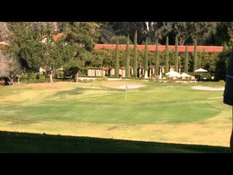 Playing Through at the Rancho Bernardo Inn