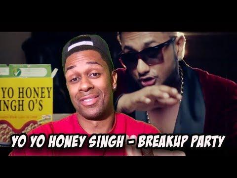 Breakup Party - Upar Upar In The Air - Yo Yo Honey Singh - Leo - New Song 2016 reaction