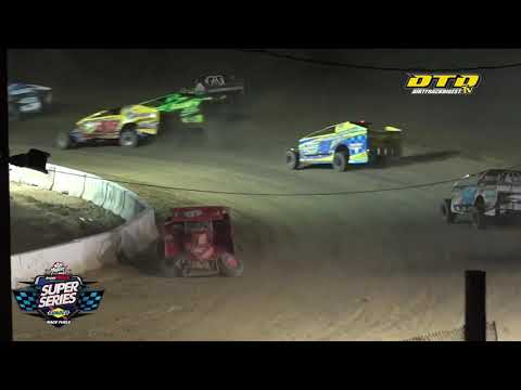 Short Track Super Series South Region Georgetown Speedway Highlights 10/24/19