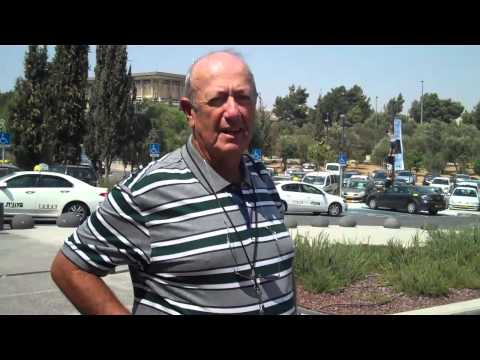 Israel Tour Guide Leon Gork