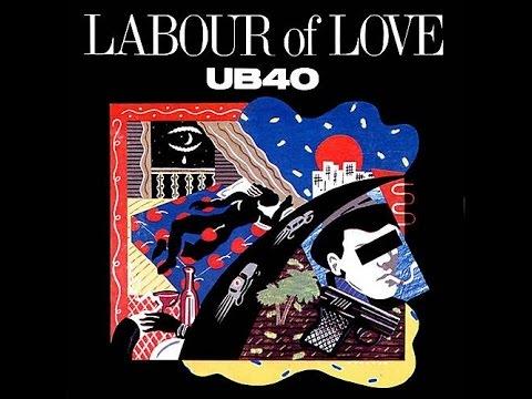 UB40 - Version Girl (lyrics)