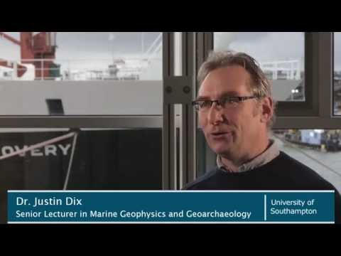 Managing the seabed through innovative near surface geophysical imaging | Justin Dix
