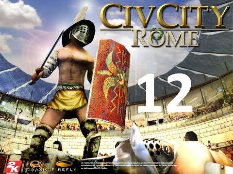Строим город в CIVCITY ROME - 12
