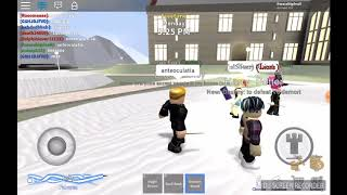 BEING DRACO MALFOY IN ROBLOX!!!!