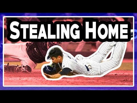 MLB: Stealing Home (HD)