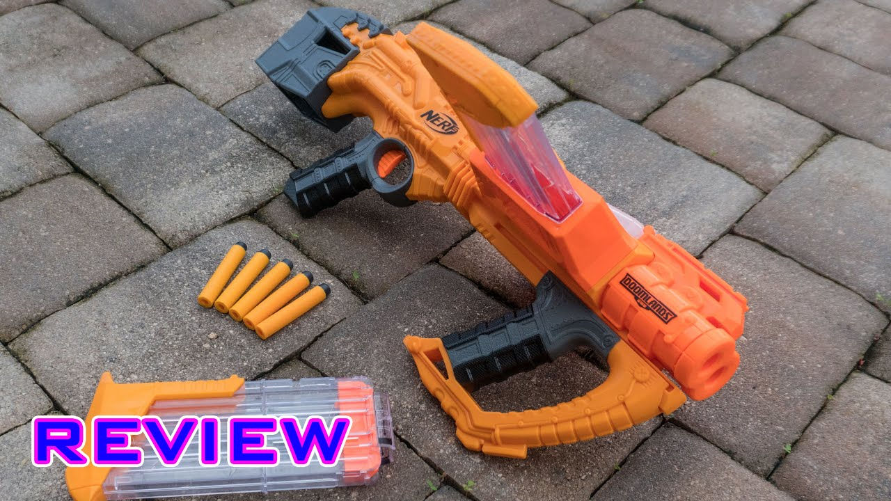 nerf modulus ecs 10 instructions