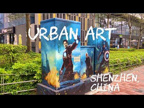 Urban Art Shenzhen