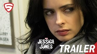 Marvel's Jessica Jones - Official Trailer #2 Reaction!