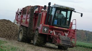 Gilles equipment at sugarbeet harvest 2012