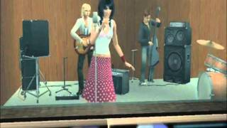 Pieces Of Me sims 2 remake Ashlee Simpson HD