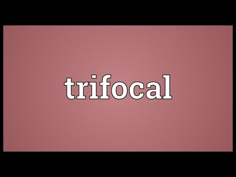 Header of trifocal