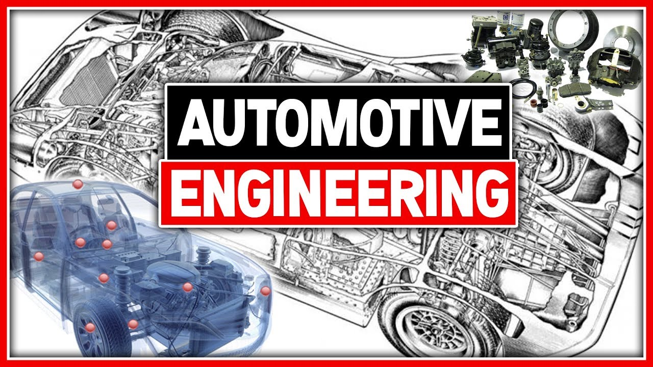 Automotive Engineering   Careers and Where to Begin - YouTube