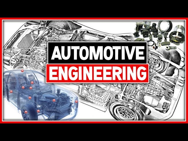 Automotive Engineering Careers And Where To Begin Youtube