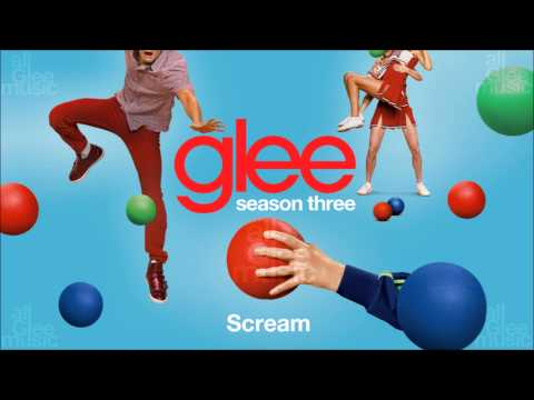 Scream | Glee [HD FULL STUDIO]