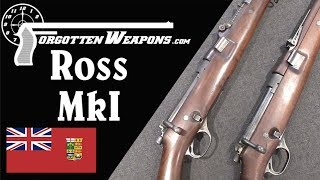 Gambar cover Ross MkI: Canada's First Battle Rifle