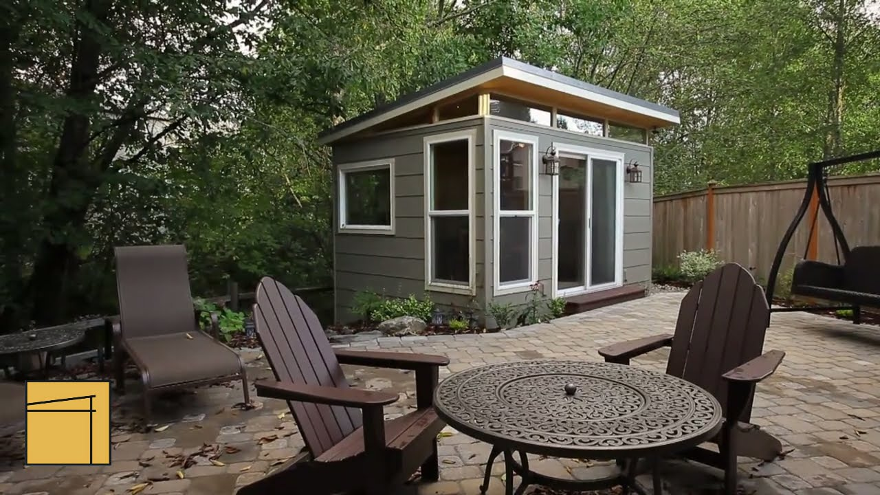 Small Shed Office