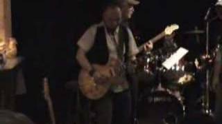 The sky is crying (SRV) - Bourbon Bluersrock Band