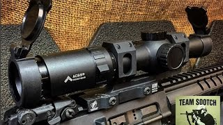 primary arms 1 6x 7 62x39 300 blk acss scope
