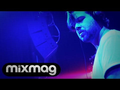 FINNEBASSEN house set @ blu Music Tour Glasgow