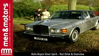 Rolls-Royce Silver Spirit - Test Drive & Overview