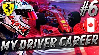 DRIVER TRANSFER MID-SEASON! OVERTAKE GALORE RACE! - F1 MyDriver CAREER S8 PART 6
