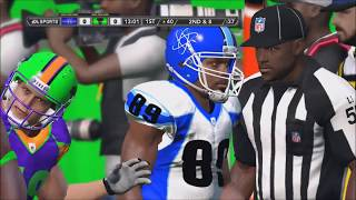 Vice City Mambas vs Liberty City Wrath: GTA Football League.