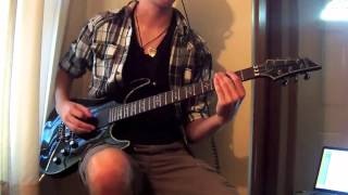 Halestorm - I Miss the Misery guitar cover HD