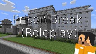Exploring Prison! ★ Minecraft: Prison Break #3 (Minecraft Roleplay)