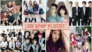 KPOP PLAYLIST MIX #1