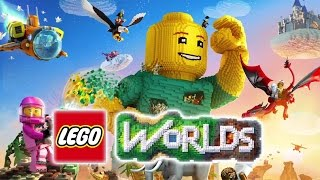 How To Download Lego Worlds For Free | Pc Tutorial | 2017 |