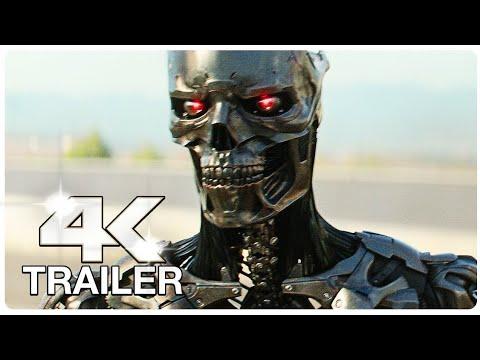 TERMINATOR 6 Dark Fate Official Trailer #3 (2019) Arnold Schwarzenegger,  New Movie Trailers HD