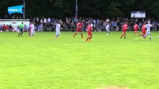 Tore vom Testspiel gegen den Rostocker FC