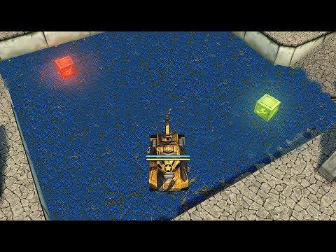 Tanki Online Challenges#9 L 50k Mines In Duel!?