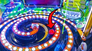 Impossible Arcade Game Jackpots WON!
