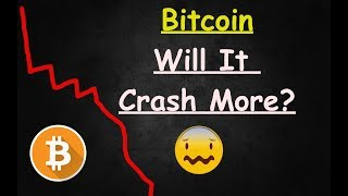 HUGE DROP! Will Bitcoin Crash Even More?? 🔴 LIVE