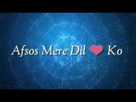 Hum Jaise Jee Rahe Hain Love Song || Whatsapp Status 30 Second || ShortFilmCn