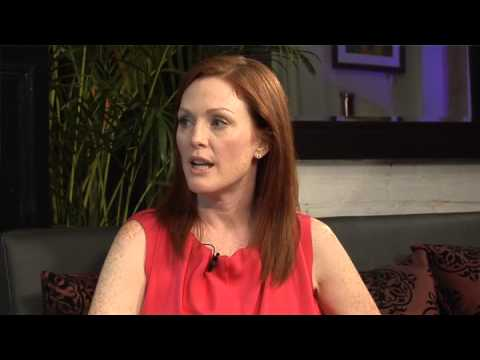Julianne Moore  — interview for BLINDNESS