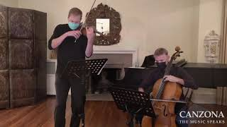 Jonathan Crow & Joseph Johnson - Livestream *Fundraiser for St. Michael's Hospital