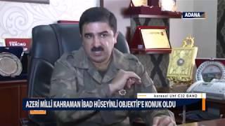 İbad Huseynov TVA'ya konuk oldu