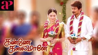 Latest Tamil Movies 2019 | Kanne Kalaimaane | Udhayanidhi Stalin and Tamannaah get married | Poo Ram
