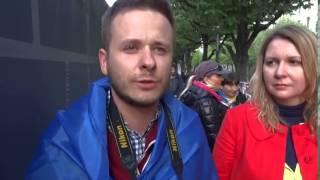 Мы приехали из Одессы в Берлин  это наш долг перед Украиной(Все мировые новости и приколы на сегодняшний день. Подписывайтесь на наш канал https://www.youtube.com/channel/UCyfvJFPjZarEuAB87gQ..., 2015-01-14T16:53:38.000Z)