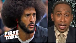 Stephen A. isn't sขre Colin Kaepernick actually wants to play in the NFL | First Take