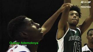 Quincy Ademokoya, Atlanta Celtics 16U; Class of 2020